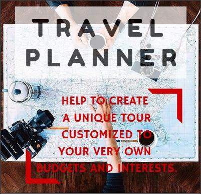 trip planner, trip organizer, custom tour, custom trip