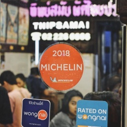 thip samai michelin