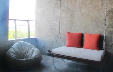 chao hostel smoke area