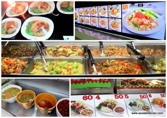 DMK cheap food makan murah