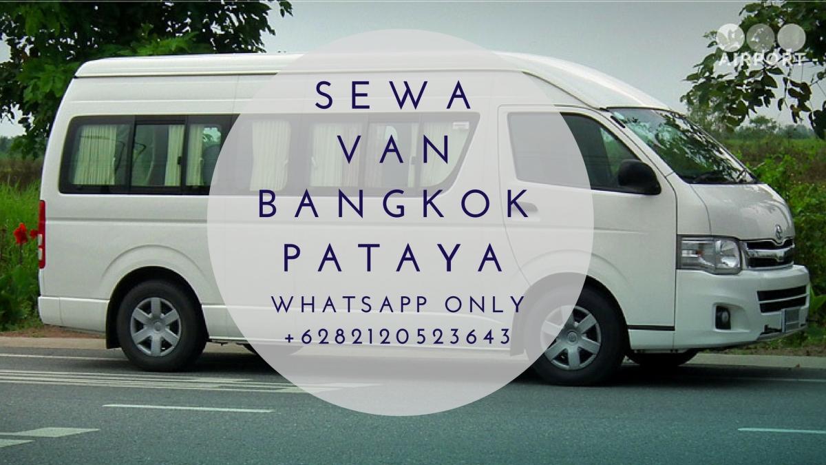 Sewa Mobil atau Van Dengan Supir Di Bangkok