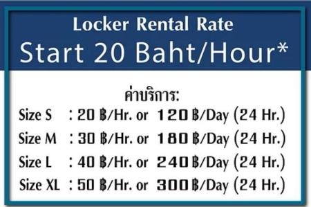 loker titip koper bangkok chatuchak