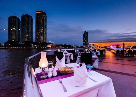 tiket murah bangkok pattaya asisten liburan chao phraya princess cruise