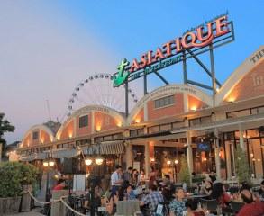 asiatique.thailandke pasar malam bangkok asisten liburan