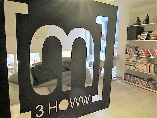 3howw hostel bangkok tempat menginap murah, fasilitas lengkap dan strategis dekat dengan mall dan stasiun BTS & MRT