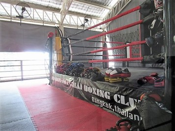 3howw hostel muay thai