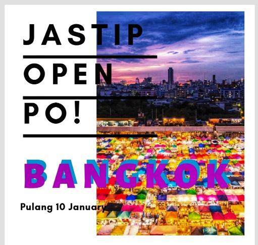 Jastip & Open PO