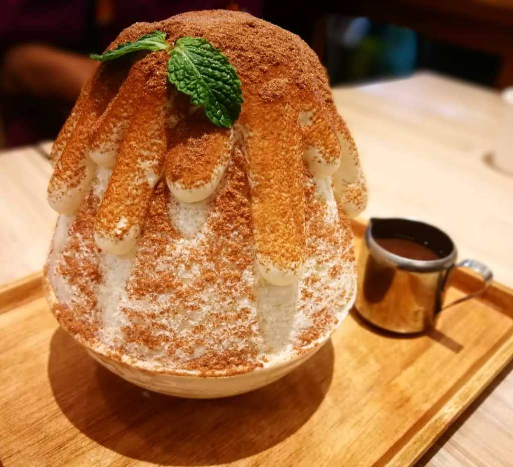dessert kakigori after you bangkok