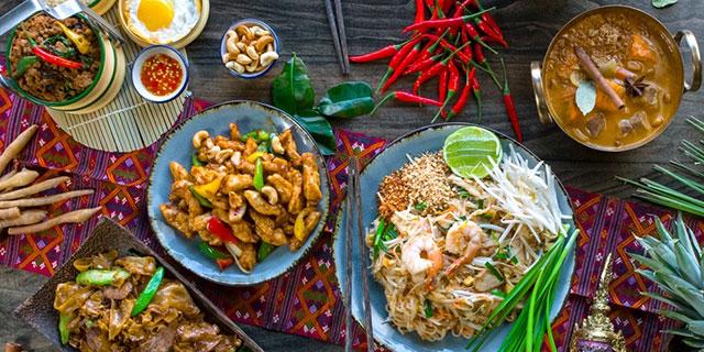 kuliner makan thai enak wajib coba