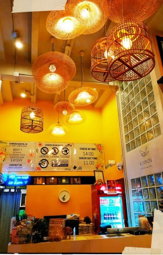 kinnon best top good recommended hostel silom bangkok