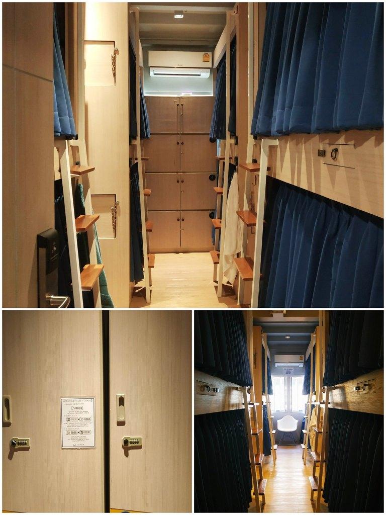 kinnon best hostel bangkok