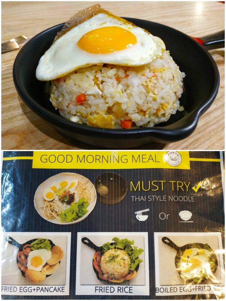 kinnon best hostel bangkok free breakfast