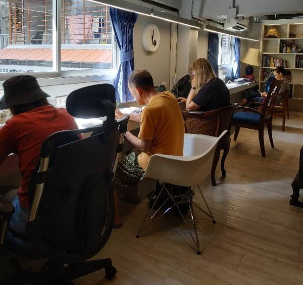 hostel digital nomad bangkok