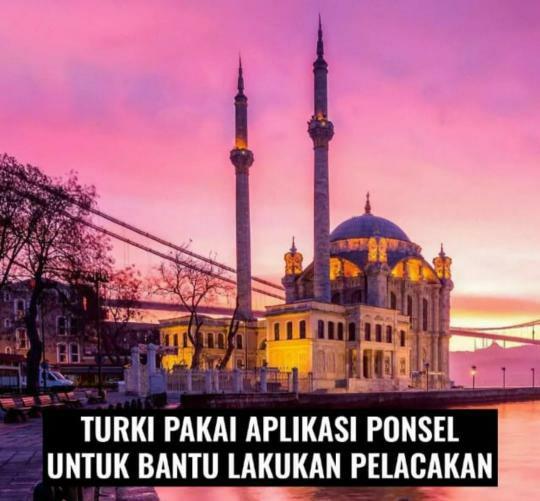 Tour Turki aman new normal 2020