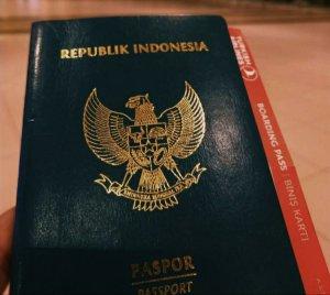 Passport indonesia bisa ke Turki E-visa