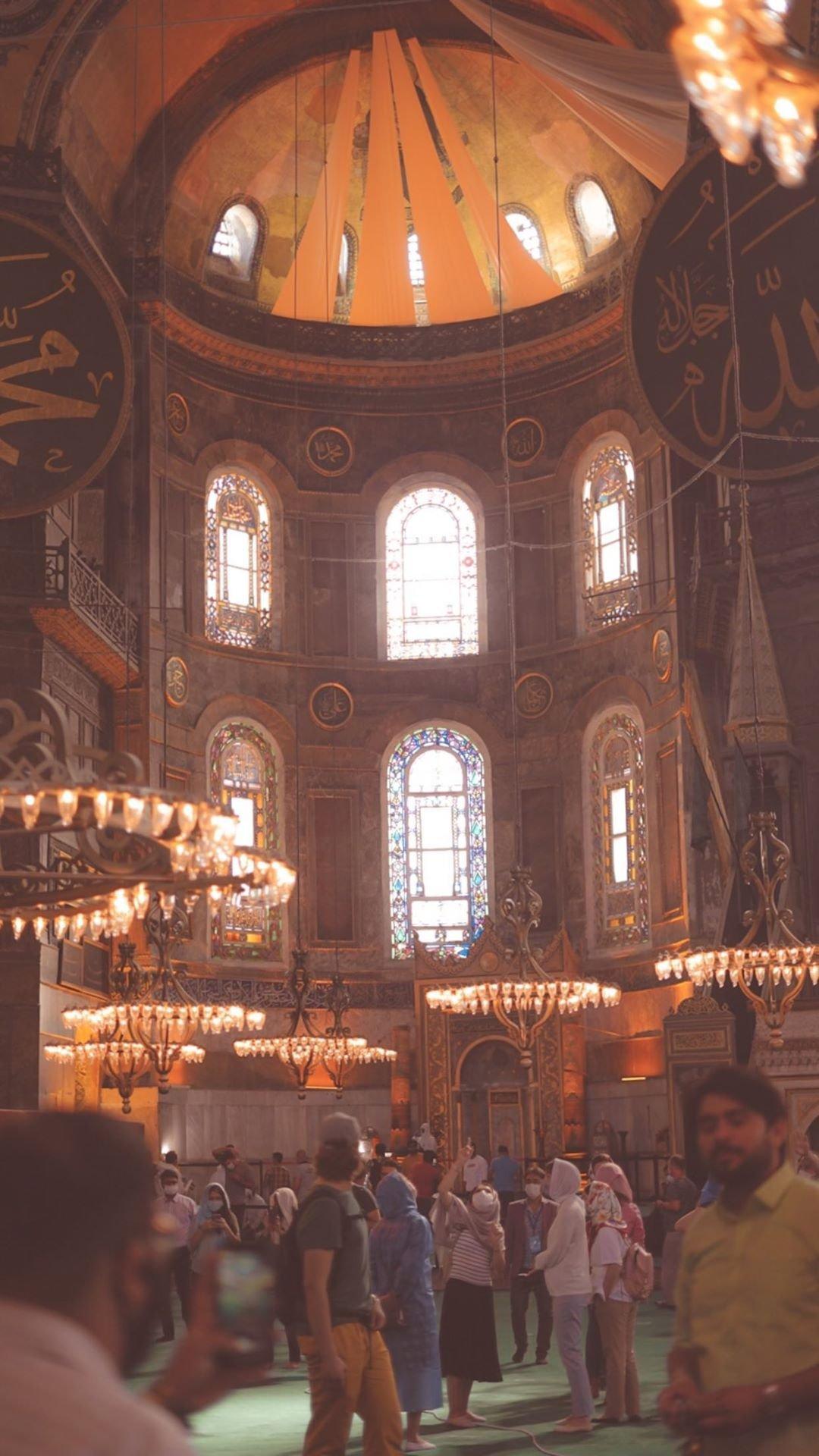 Hagia Sophia Tour Turki aman new normal 2020
